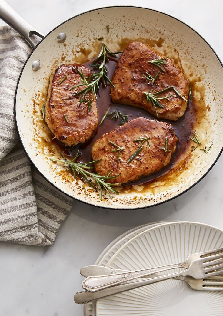 Sticky Brown Sugar Pork Chops Recipe in cookbook Seriously Good Freezer Meals: 1…