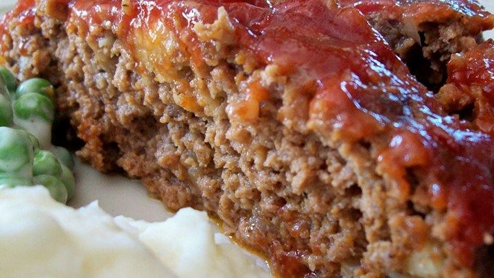 When I was growing up, my mom never ever made meatloaf and I always wanted to try it. I started experimenting with different recipes and I finally came up with the best meatloaf I have ever made!