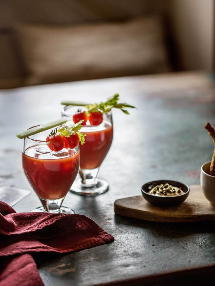 A Bloody Mary recipe from Daylesford and The Wild Rabbit Pub