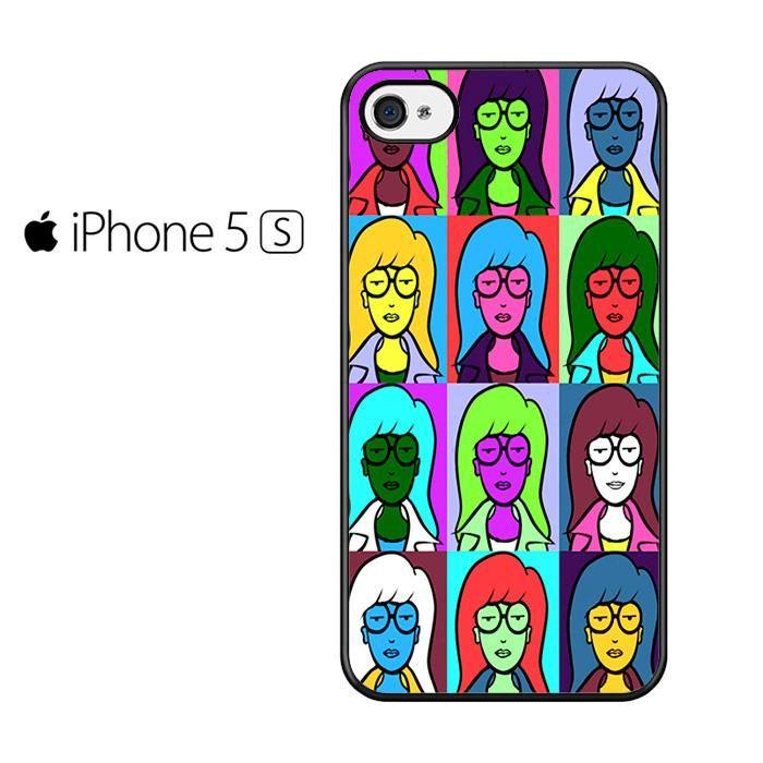 Daria Morgendorffer Iphone 5 Iphone 5S Iphone SE Case