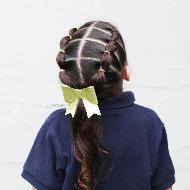 Hairstyles Hair Ideas Hairstyles Ideas Braided Hair Braided Hairstyles Braids For Girls Hair Styles Little Girl Hairstyles Toddler Hairstyles Girl