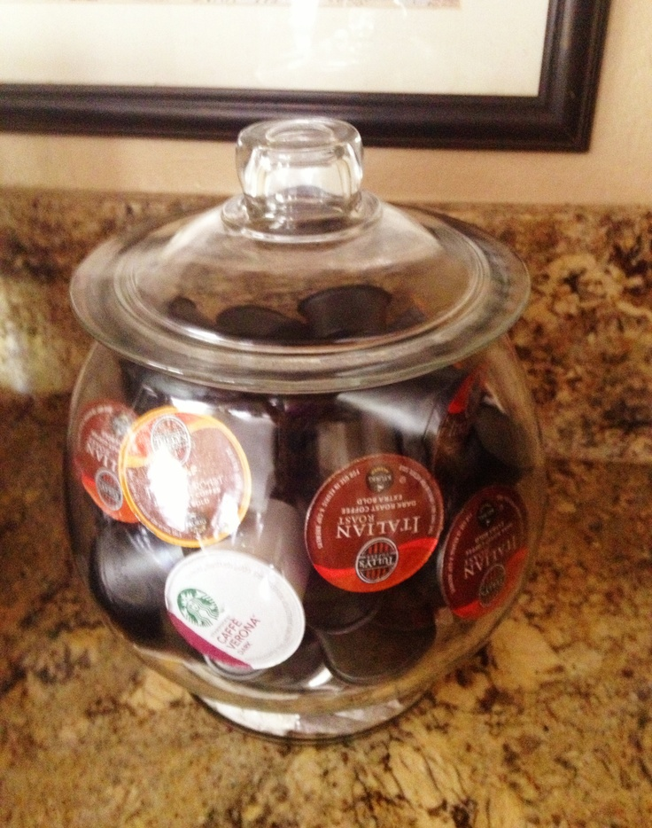 Best 25 Keurig Storage Ideas On Pinterest Coffee Tray