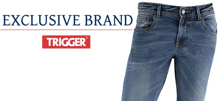 The leading brand trigger jeans present weekend special FLAT 25% OFF* Available only on : www.trigger.in
