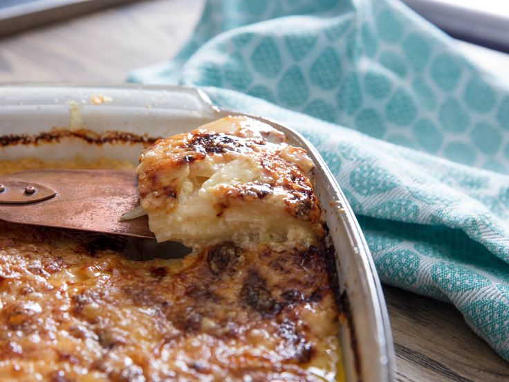 The Best Classic Potato Gratin: Creamy on the Inside and Crispy All Around   Serious Eats
