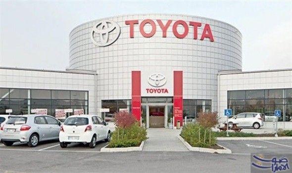 صوت الإمارات تويوتا تستدعي نصف مليون سيارة بسبب عيوب الوسائد الهوائية Toyota Toyota Dealers Tata Motors