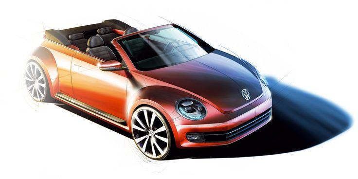 Foto Tecnicas (2) Volkswagen Beetle Descapotable 2013