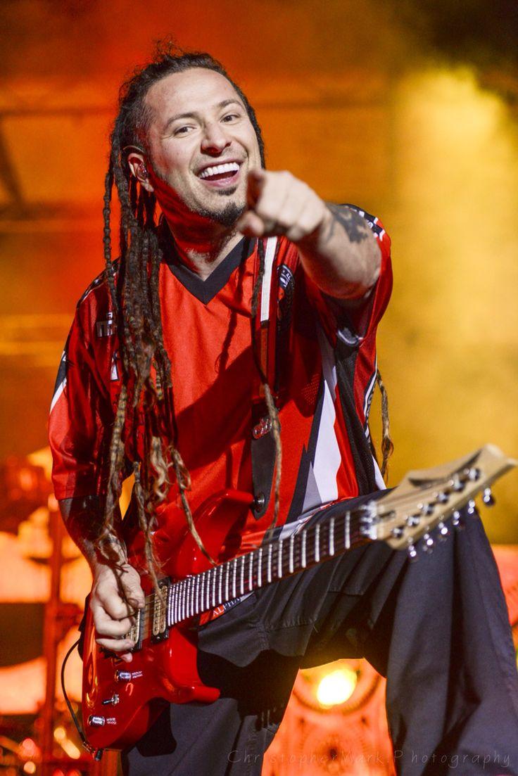 Zoltan Bathory of Five Finger Death Punch.