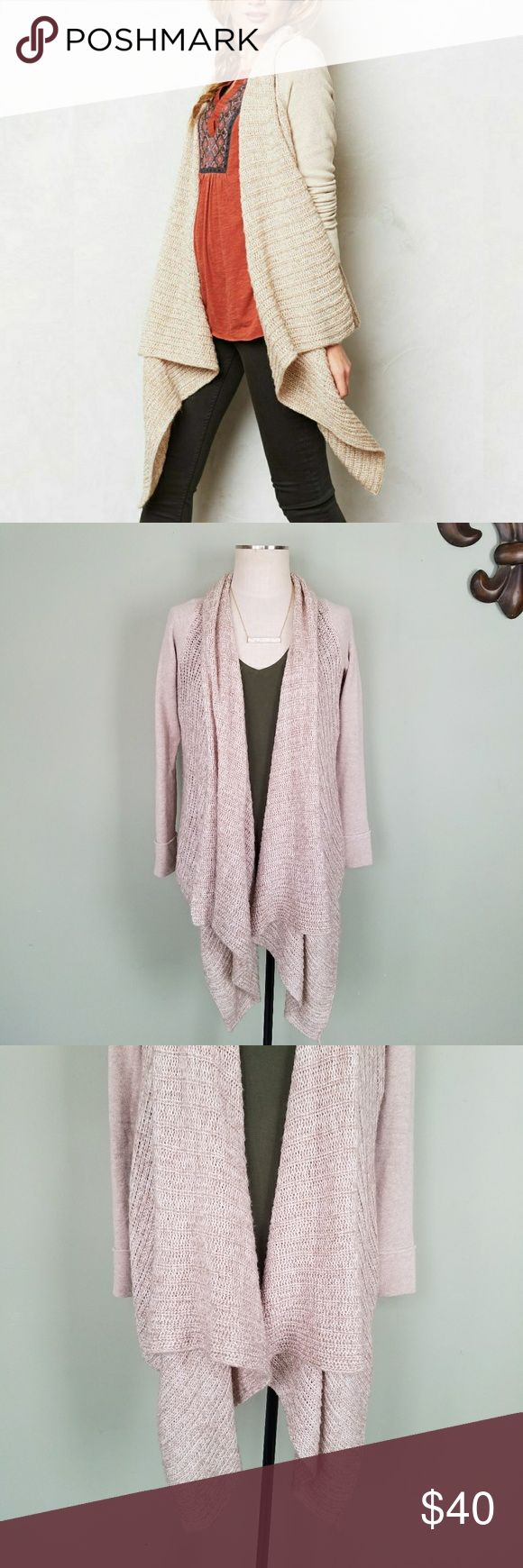 Lace Back, Cardigans Femme, Pink (Nude), 38New Look