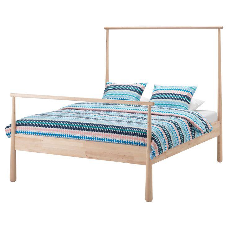 Les 25 meilleures id es concernant bout de lit ikea sur pinterest ikea expe - Couette 140x200 ikea ...