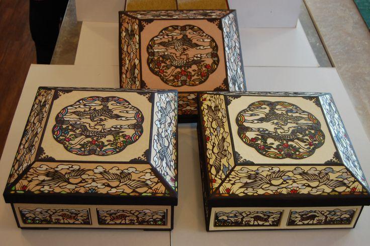 sewing box, hanji, 반짇고리  www.ye-ga.com