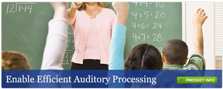 The Learning Breakthrough Program improves CAPD by calibrating the critical inner ear functions in which all auditory information must be processed.