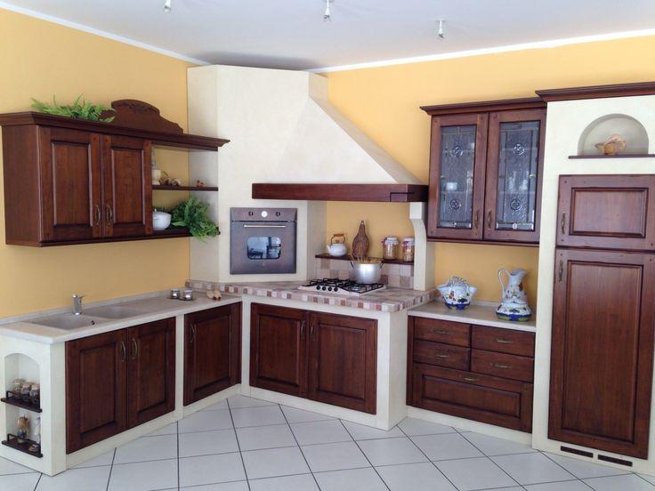 Best Cucine In Muratura Con Forno A Legna Pictures ...