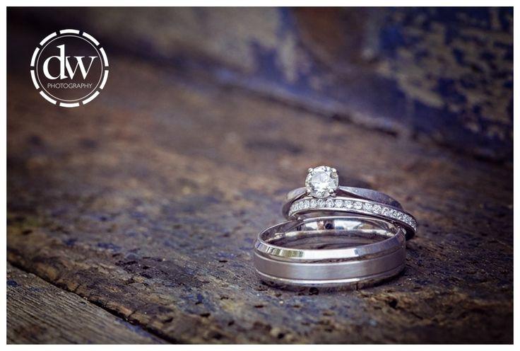 Wedding rings at The Granary Barns, Suffolk