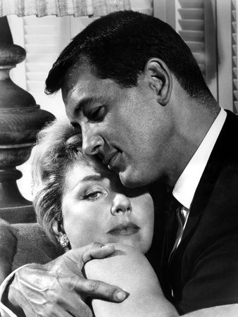 Doris Day & Rock Hudson - they were so beautiful together