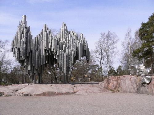 Sibelius, Helsinki (SF)