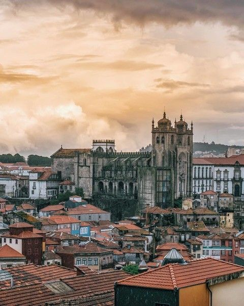 Porto, Portugal - 20 Unexpected Spring Break Destinations We Found On Instagram - Photos