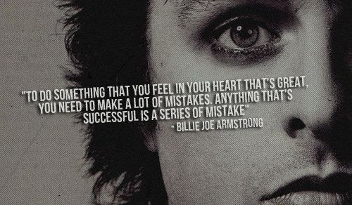 billy joe armstrong quotes