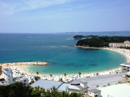2012/08/09 白良浜, 南紀白浜, 和歌山県 / Shirarahama Beach, Nanki Shirahama, Wakayama
