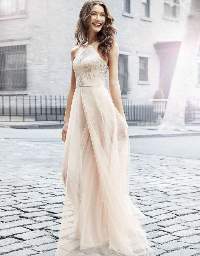 Blush Wedding Dress Dublin : Best images about wedding dresses on