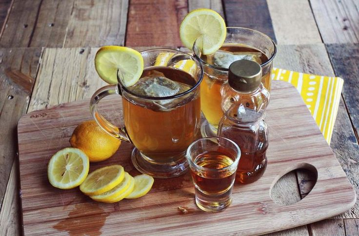 Sweet Tea Hot Toddy... dangerously delicious http://www.abeautifulmess.com/2012/09/sweet-tea-hot-toddy.html#