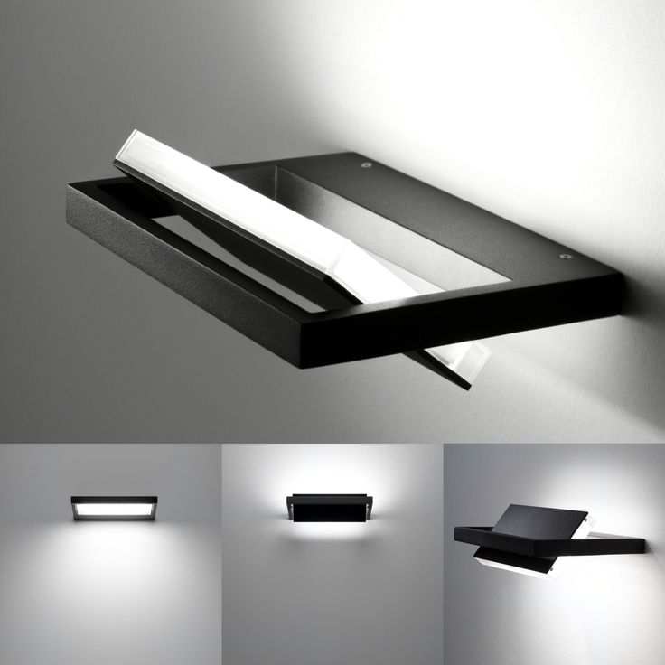 32 best LED Wall Light images on Pinterest Led wall lights, Wall - küche lampen led