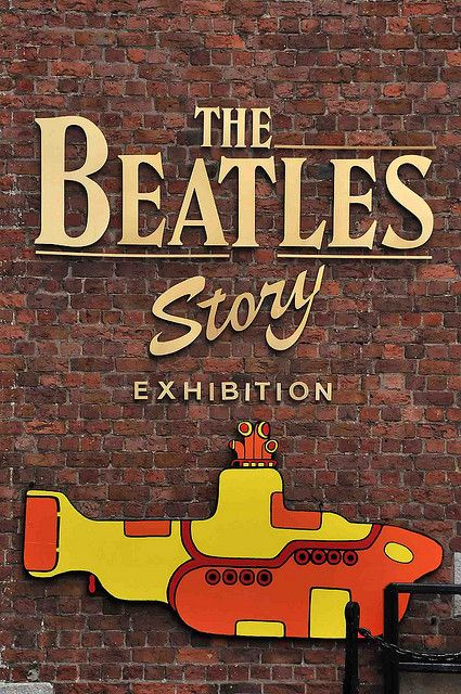 The Beatles Story    Liverpool, England.