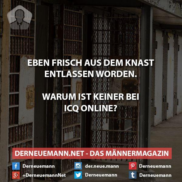 ICQ #derneuemann #humor #lustig #spaß #sprüche #icq