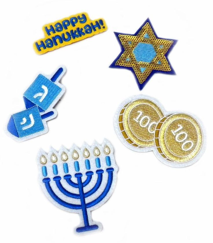 Instant Hanukkah Sweater Kit by Decor Craft - ModernTribe - 2