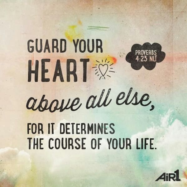 7 best bible verses images on pinterest bible scriptures bible all matters of the heart freerunsca Image collections