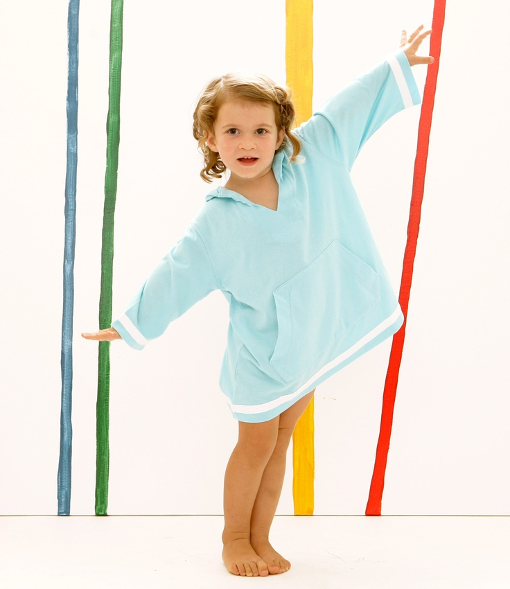 Terry Rich Beach Dress for kids / Sundowner Cover Up