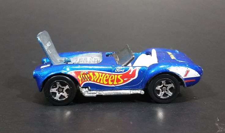 1998 Hot Wheels Race Team Series IV Shelby Cobra 427 S/C Blue #1 Die Cast Toy Car Vehicle - Opening Hood https://treasurevalleyantiques.com/products/1998-hot-wheels-race-team-series-iv-shelby-cobra-427-s-c-blue-1-die-cast-toy-car-vehicle-opening-hood #1990s #90s #Nineties #HotWheels #Race #RaceTeam #Ford #Shelby #Cobra #Cobra427 #DieCast #Racing #Toys #Cars #Vehicles #Autos #Collectibles #Automobile