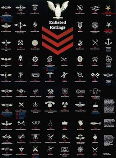 Happy Birthday U.S. Navy! - U.S.Navy Enlisted Rating - Help Us Salute Our Veterans by supporting their businesses at www.VeteransDirectory.com, Post Jobs and Hire Veterans VIA www.HireAVeteran.com Repin and Link URLs