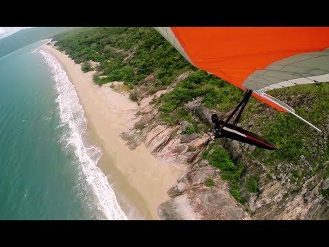 Hang gliding in Tropical North Queensland - Ross Miller - YouTube