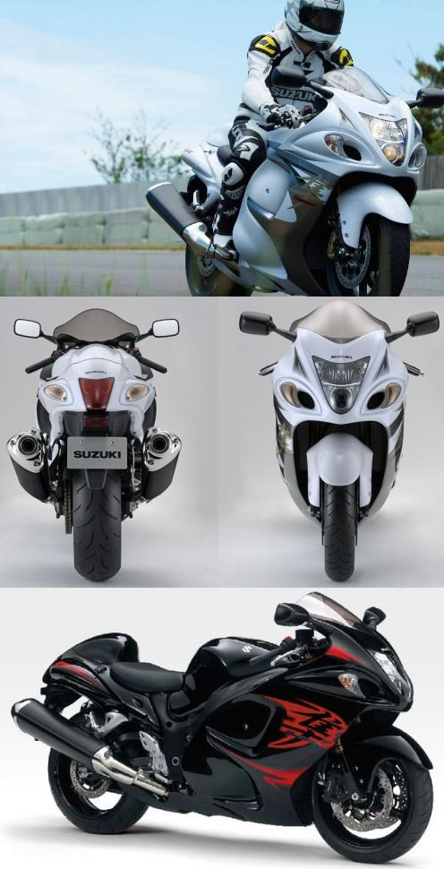 2016 New Suzuki Hayabusa Rendered By Young Machine. Suzuki  HayabusaMotorcycle DesignSuper ...