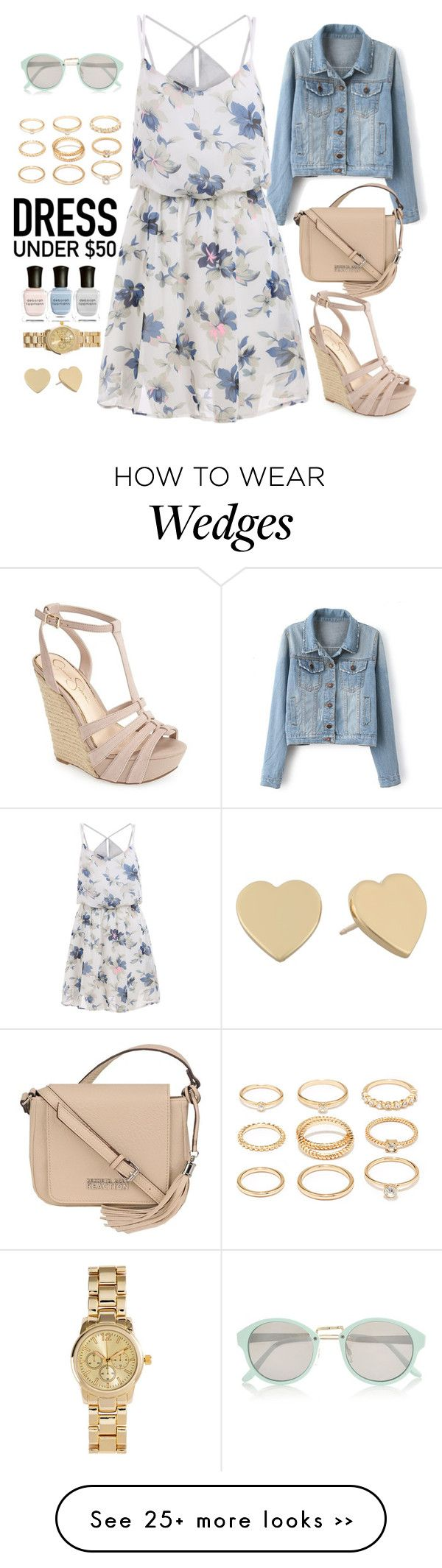 """Dress under $50"" by samang on Polyvore"