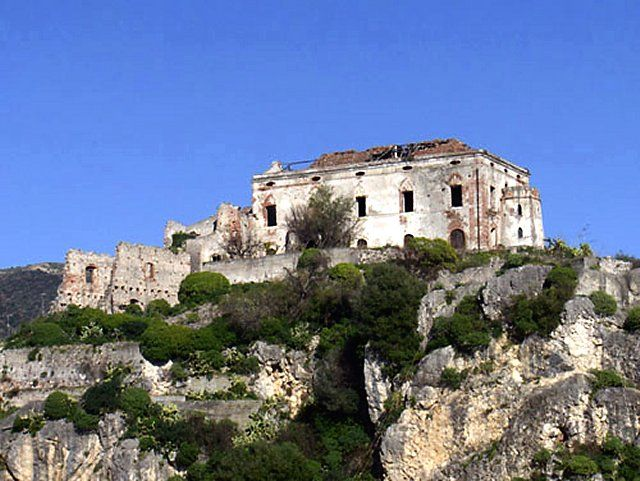 Palizzi (castello)