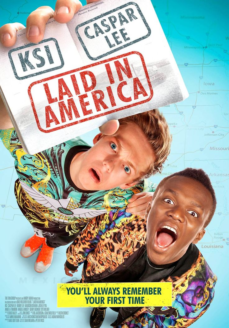 LAID IN AMERICA 5