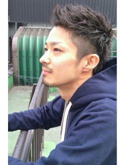 ヘアーサロン ビコ 札幌駅前店(hair salon bico)『男気ネオスポーツ刈り!』藤山将太