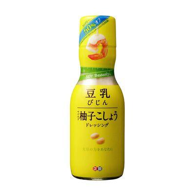 SOY Beauty <豆乳びじん マイルド柚子こしょうドレッシング> - 食@新製品 - 『新製品』から食の今と明日を見る!