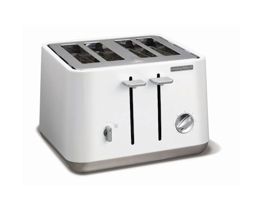Aspect Toaster (White) http://www.morphyrichards.co.za/products/white-aspect-4-slice-toaster-240003