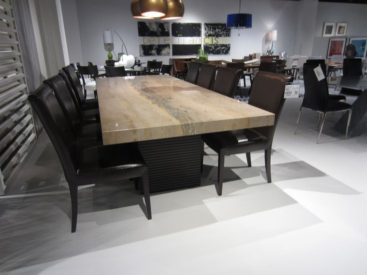 IMG 8459 Stone International470 best Luxury Designer Dining Tables images on Pinterest  . Piano Dining Room Table. Home Design Ideas