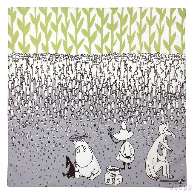 Moomin-handkerchief_C_gray