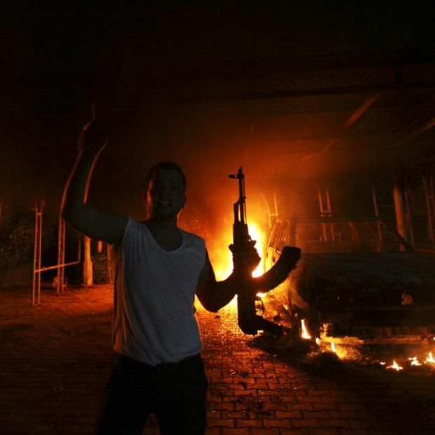 Libya: 5 years since the Spring - #Benghazi by Goran Tomasevic