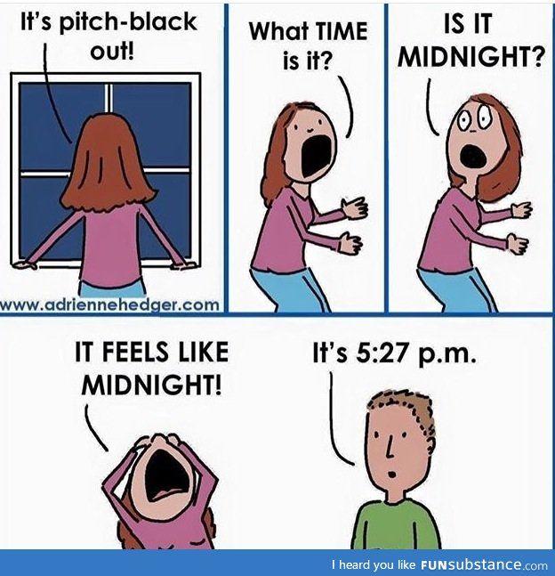 I did enjoy my extra hour of sleep though
