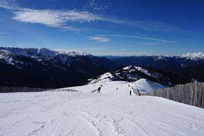 Pas De La Casa snowboarding