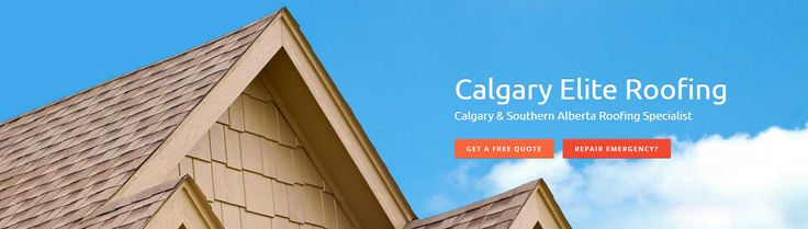 Calgary Elite Roofing is a good example of a roof repair and replacement company in Southern Alberta