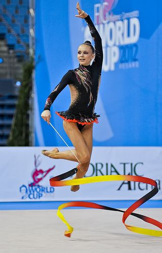Rhythmic Gymnastics World Cup 2012 - Pesaro [9]