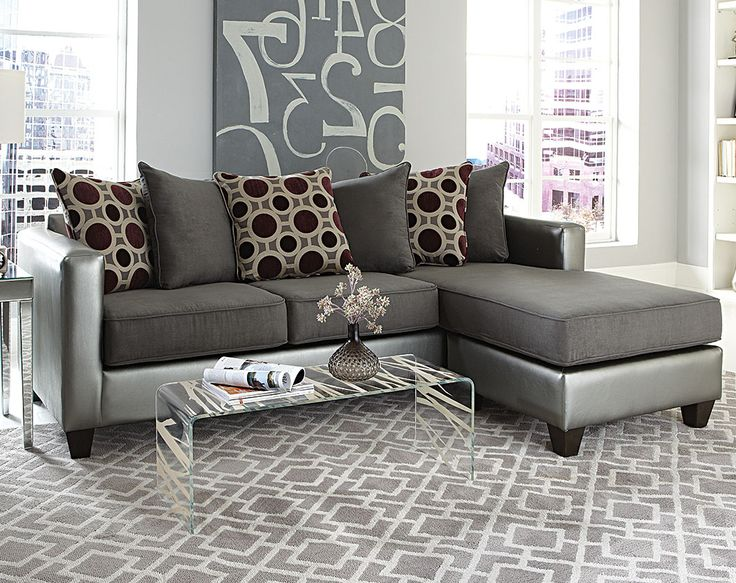 Sectional Sofa | Living Rooms | American Freight Furniture.