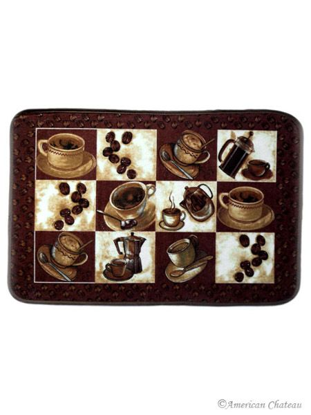 Coffee Cup Kitchen Decor New 26 X 17 Brown Coffee Cafe Latte Mocha Cup Kitchen