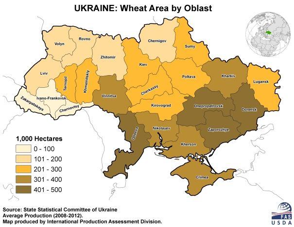 Frumento, Ucraina: le prospettive sono ottime - Materie Prime - Commoditiestrading